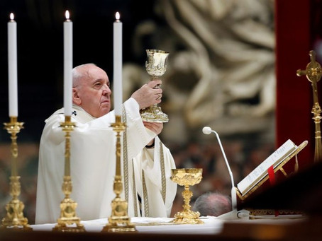 Why are Catholics dying to attend the Holy Mass?