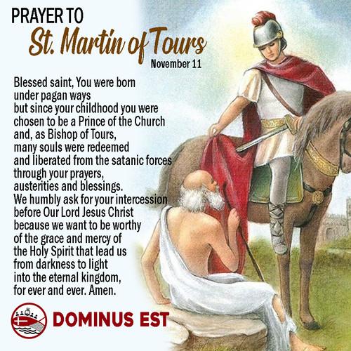 Nov 11 Prayer to Martin of Tours.jpg
