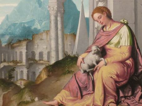 St. Agnes: A Beautiful Martyr