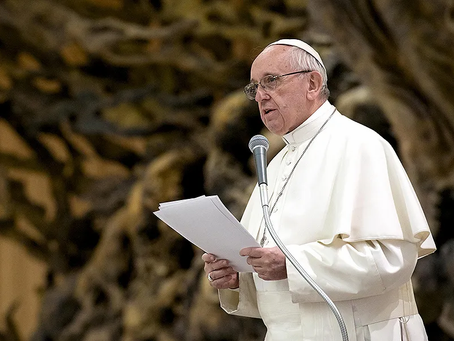 Message of Pope Francis for World Communications Day 2021