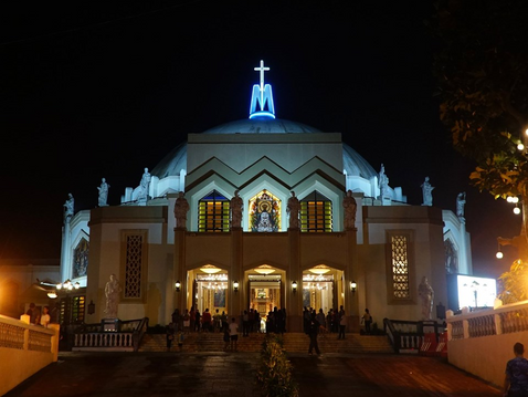 Antipolo Church, Recommended for International Shrine