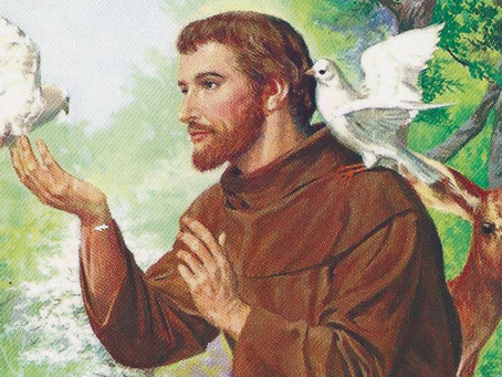 Remembering Saint Francis through Pope Francis