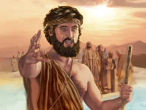 St. John the Baptist: Forerunner of Christ