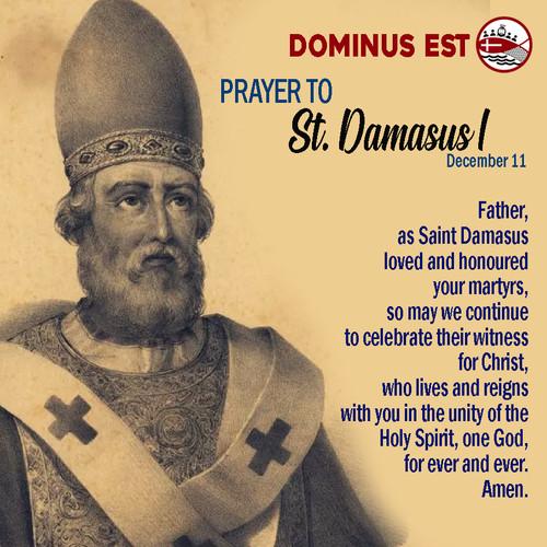December 11 Damasus I.jpg