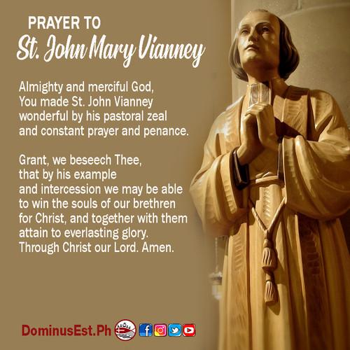 August 4 Prayer to John Mary Vianney.jpg