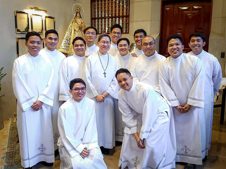 The Seminarian is Not a Semi-priest