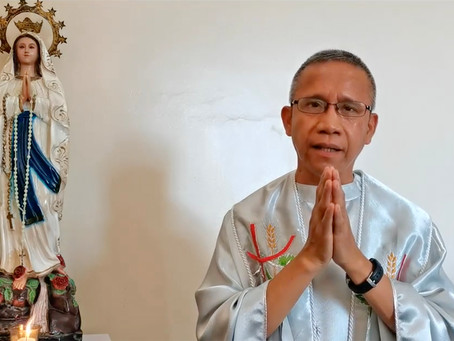 Bishop-Elect Noel Pedregosa, the 5th Bishop of the Diocese of Malaybalay