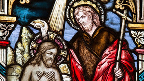 St. John the Baptist, a Man of Humility
