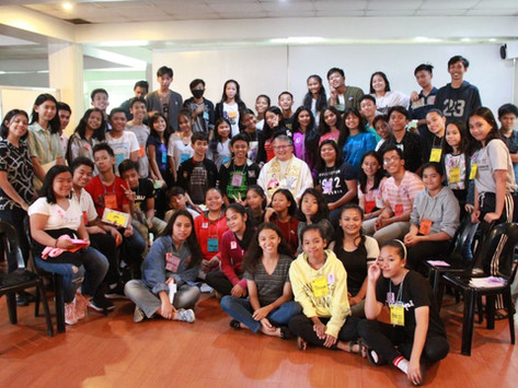 Marian Youth Movement of the Ecclesiastical Province of Manila
