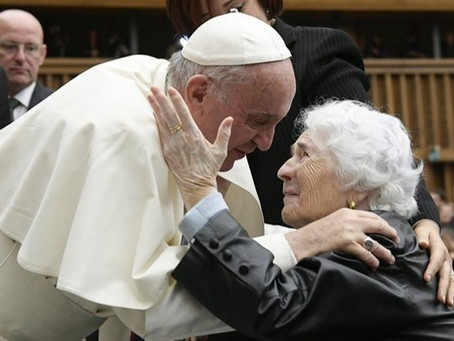 Pope Francis proclaims World Day for Grandparents and Elderly