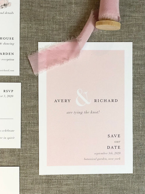 Avery Collection- 7 Piece Set