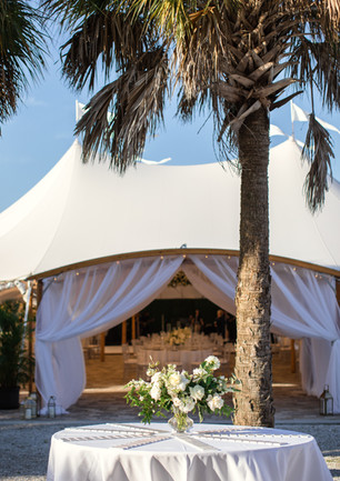 Naples Wedding Reception