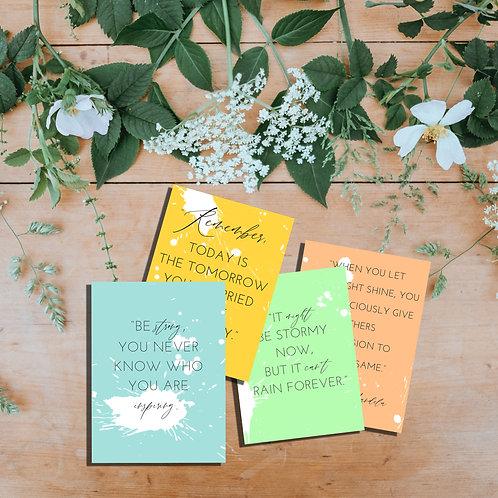 Gratitude Cards (Set of 20)