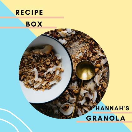 Health Chefs Instagram recipe template