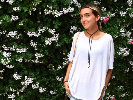 Woman Crush Spotlight: Ariella Sharf