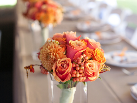 7 Ways to Spice Up Your Head Table
