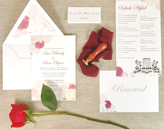 Persian Wedding Suite 2