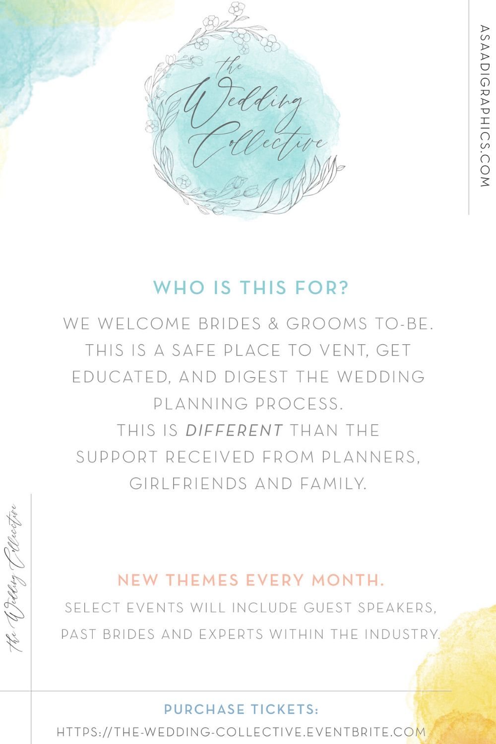 The Wedding Collective | our wedding worries SOLVED!  The Wedding Collective is a one-stop-shop for all your wedding-related concerns and questions!