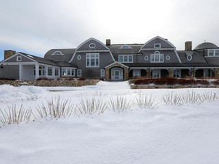 Boston Globe Home of the Week: $25m estate overlooking Buzzards Bay