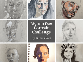 100 Day Portrait Challenge: 10 Tips for Success