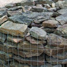 Gray Arkansas Field Stone