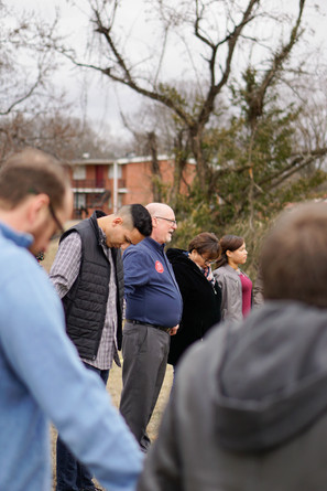 Mid-South Christian College — Ground Breaking Ceremony