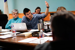 Mid-South Christian College — Board Meeting