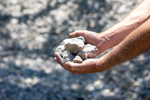 """3"""" Minus Limestone"""