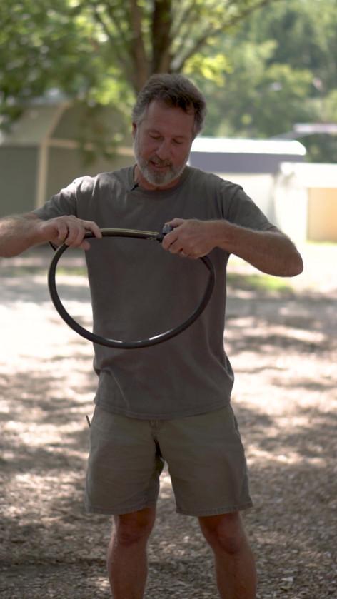 #TuesdayTipsWithTony - How to Fix a Waterhose