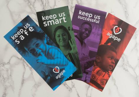 Agape Brochure Series