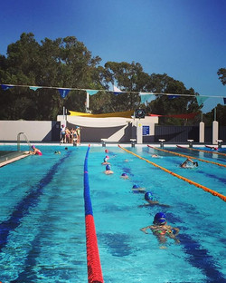 Great to see so many kids in the pool back after the break _swimwa
