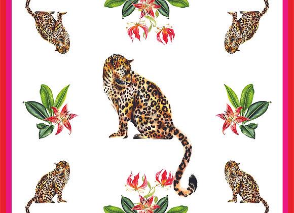 LEOPARD TIGER LILY 90'