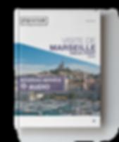 MARSEILLE VIEUX PORT Couverture GUIDE VI