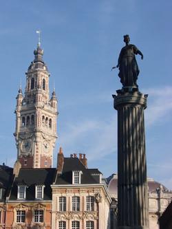 Visite : Lille
