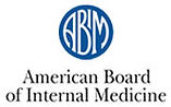 Board Certified in American Board of Internal Medicine