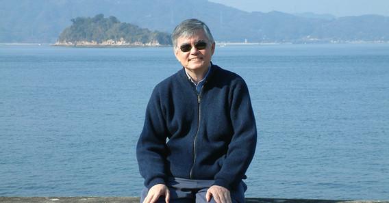 Me and the Seto Sea