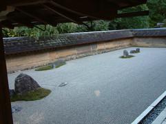 Ryoan-ji Stone Garden