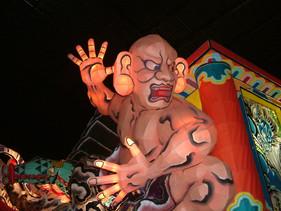 Nembuta Festival Float