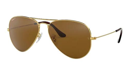 ARISTA - gold/brown polarized