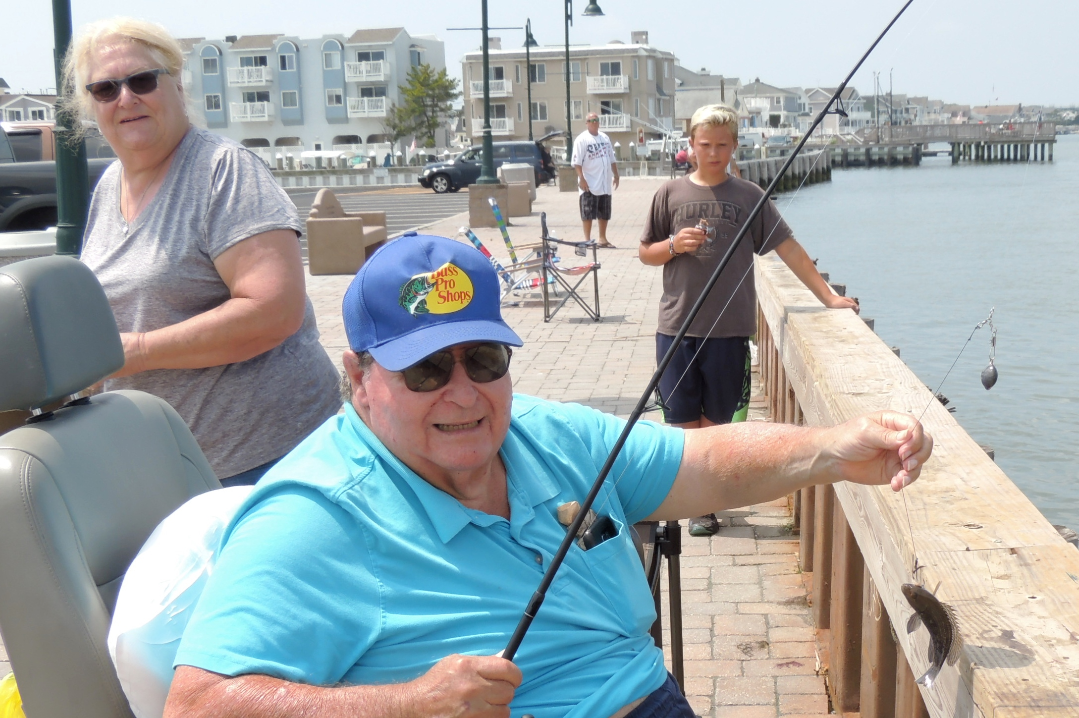 Beach Buggy fishing trip 146