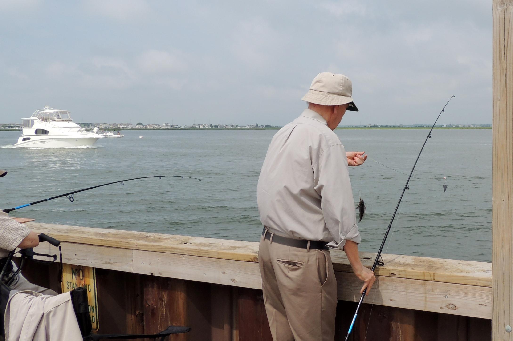 Beach Buggy fishing trip 113