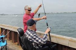 Beach Buggy fishing trip 101
