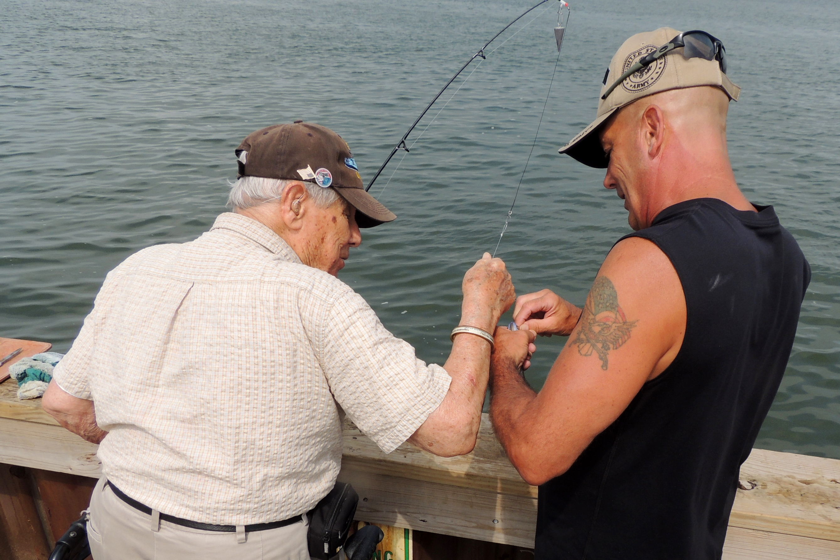 Beach Buggy fishing trip 092