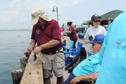 Beach Buggy fishing trip 170