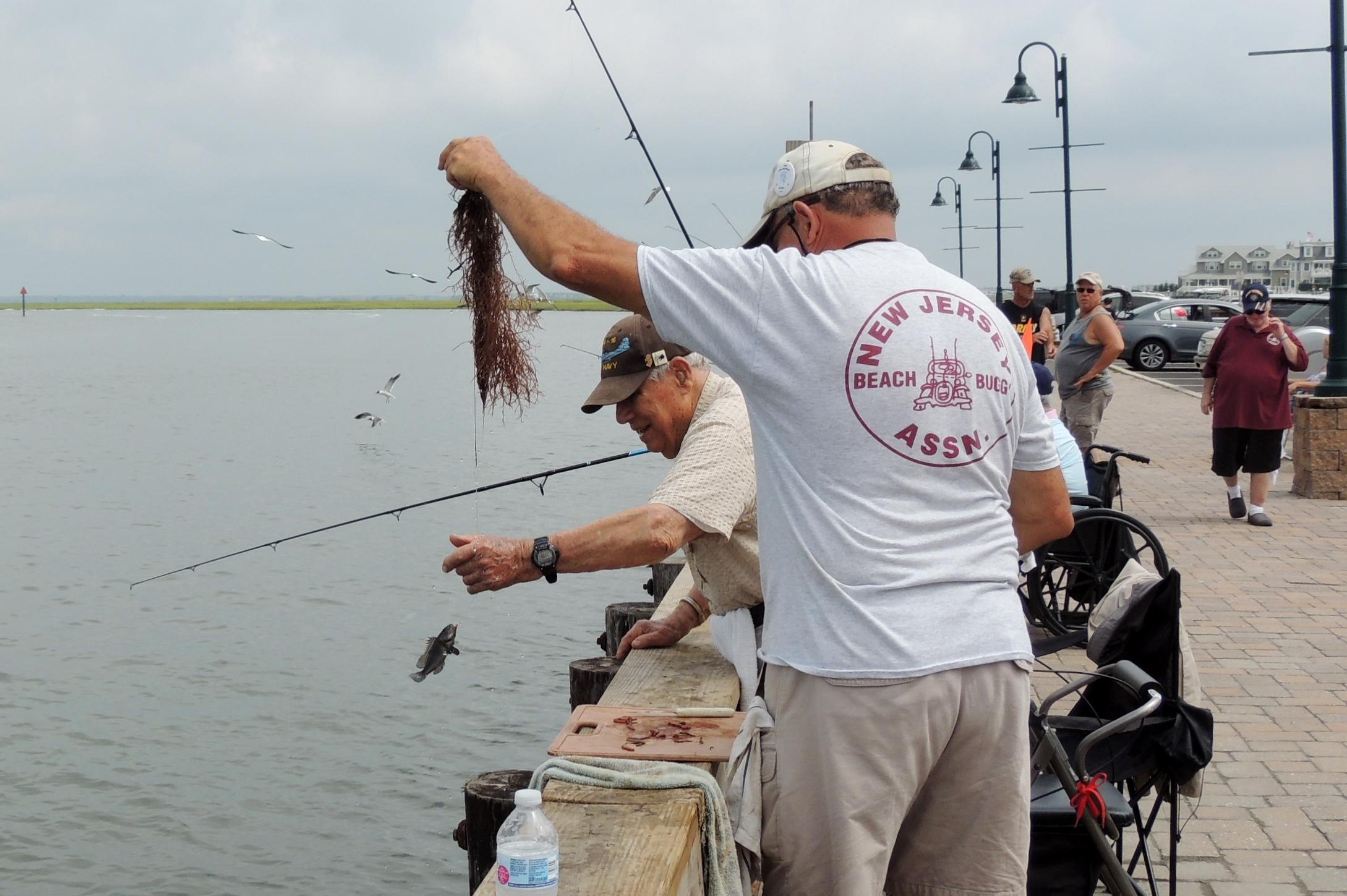 Beach Buggy fishing trip 116