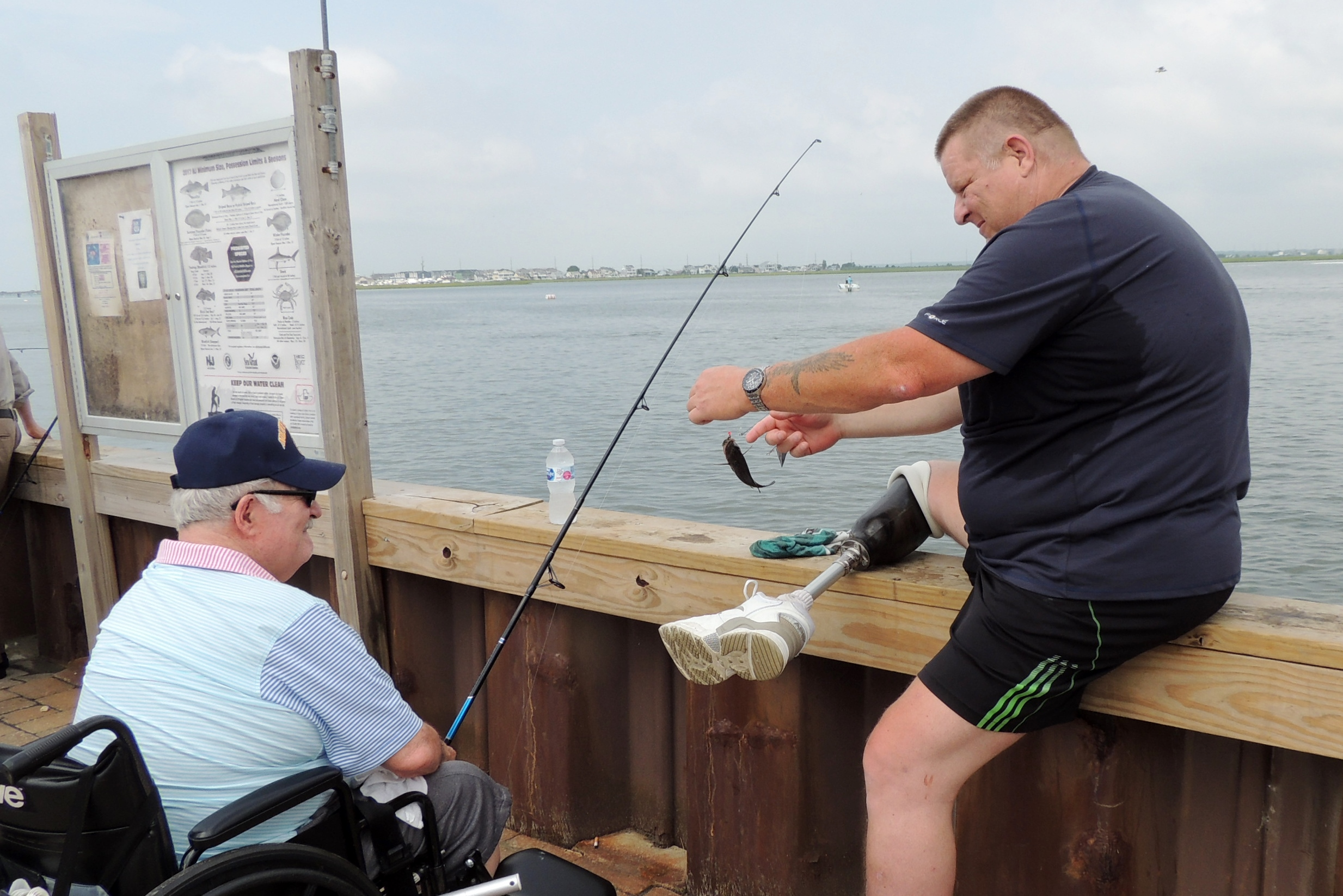 Beach Buggy fishing trip 125