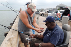 Beach Buggy fishing trip 122