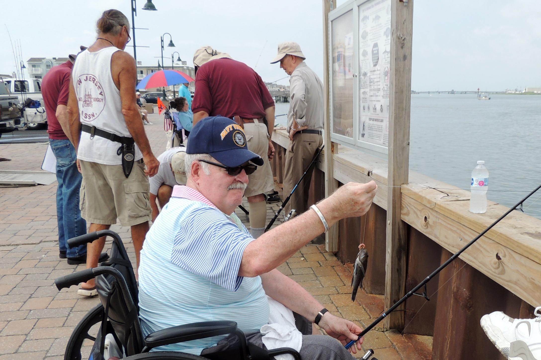 Beach Buggy fishing trip 126