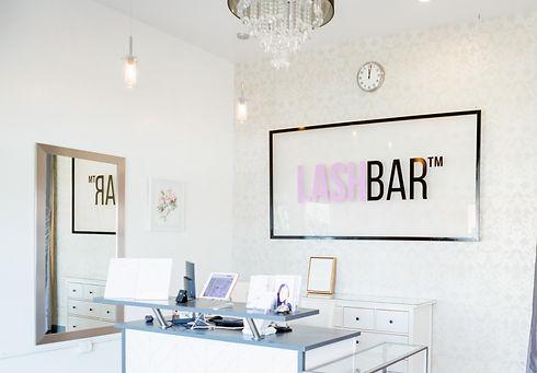 Mira Mesa LashBar™ Lash Extensions Locat