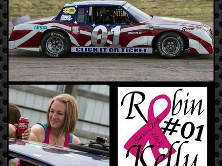 Driver In The Spotlight- Robin Kelly #01